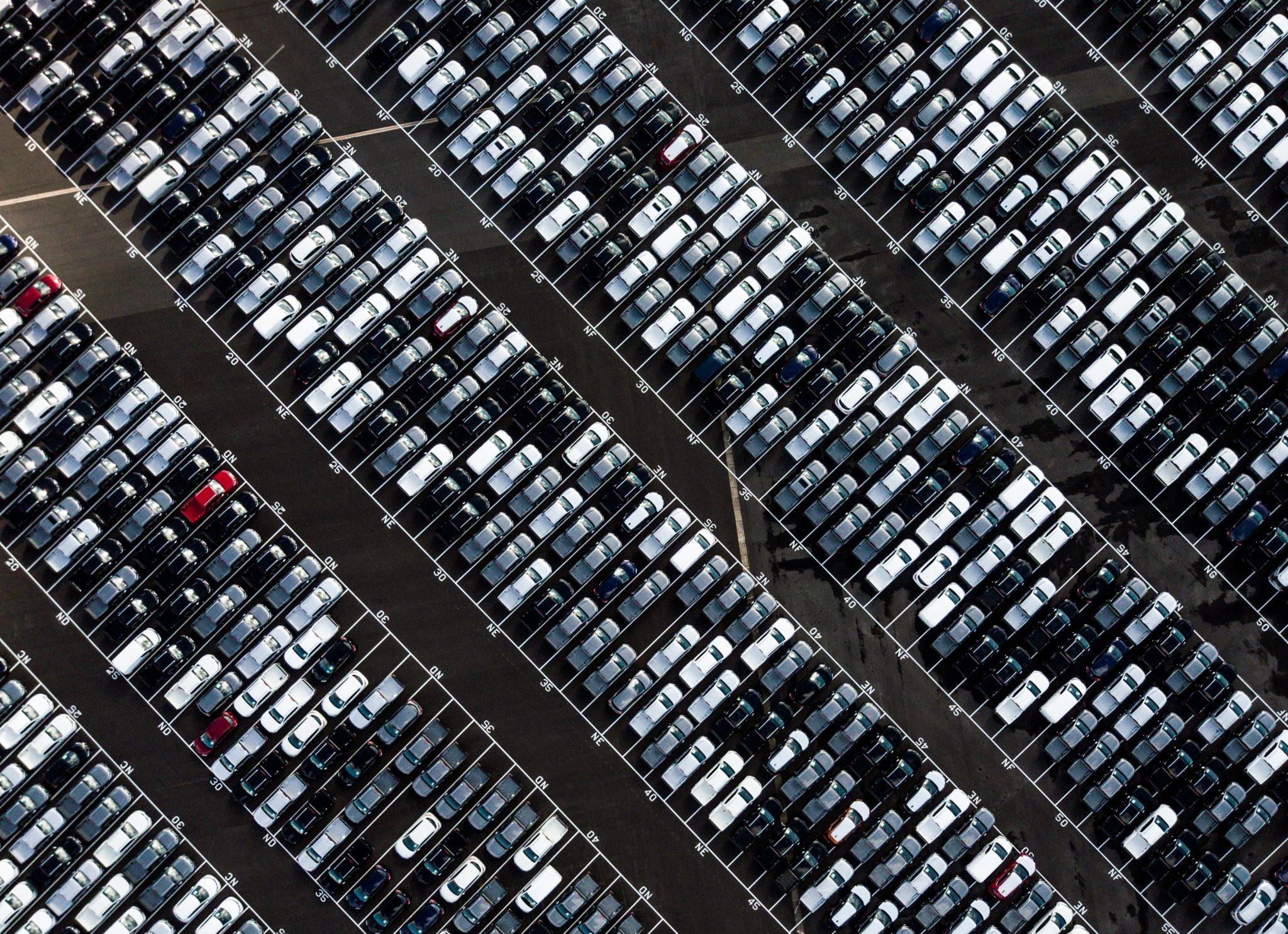 Parking en Benidorm 1